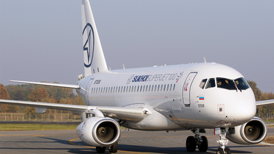 97006 - Sukhoi Superjet 100-95B - Sukhoi Civil Aviation