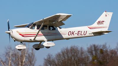 OK-ELU - Cessna 172S Skyhawk SP - Elmontex Air