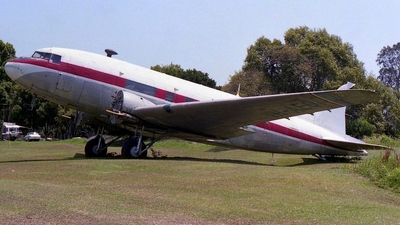 VH-AEQ - Douglas C-47-DL Skytrain - Private