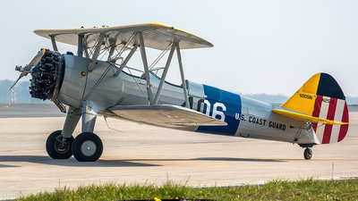 N9051N - Boeing N2S-3 Stearman - Private