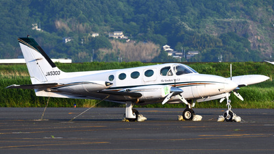 JA5303 - Cessna 340 - Private