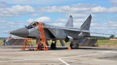 RF-92474 - Mikoyan-Gurevich MiG-31BM Foxhound - Russia - Air Force