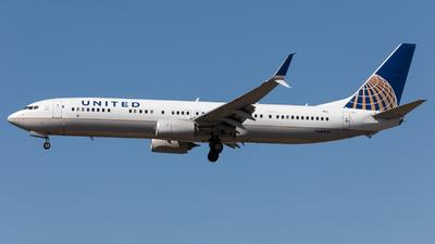 N68842 - Boeing 737-924ER - United Airlines