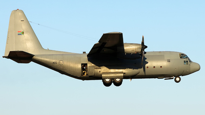 402 - Lockheed C-130B Hercules - South Africa - Air Force