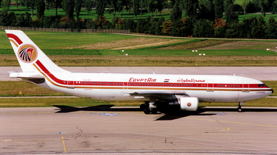 SU-GAT - Airbus A300B4-622R - EgyptAir
