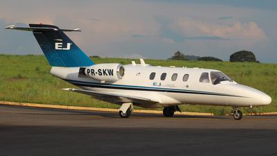 PR-SKW - Cessna 525 Citationjet CJ1 - EJ Táxi Aéreo