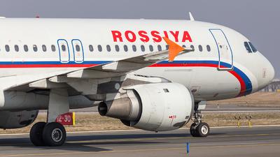 EI-DZR - Airbus A320-212 - Rossiya Airlines