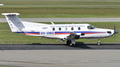 VH-OWG - Pilatus PC-12/47E - Royal Flying Doctor Service of Australia (Western Operations)
