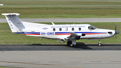 A picture of VHOWG - Pilatus PC12/47E - [1155] - © Jarrod Swanwick