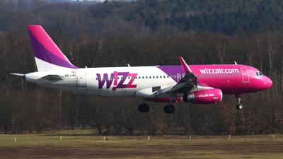 HA-LWZ - Airbus A320-232 - Wizz Air