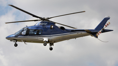 G-WOFM - Agusta A109E Power - Private