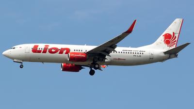 A picture of PKLJS - Boeing 7378GP - Lion Air - © Panji Anggoro