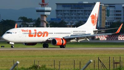 A picture of HSLTL - Boeing 7379GP(ER) - Thai Lion Air - © SOMPOL JUNLAMART