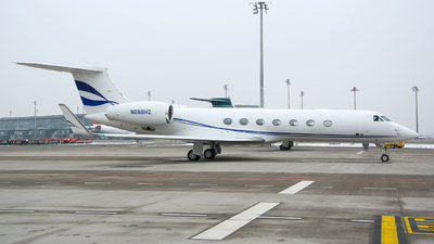 N888HZ - Gulfstream G550 - Private