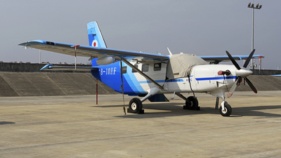 B-10HF - Quest Aircraft Kodiak 100 - Aero Sports Federation of China