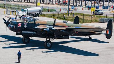 A picture of CGVRA - Avro Lancaster Mk.X - [FM 213] - © Leige Yang