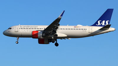 A picture of EISIC - Airbus A320251N - [7979] - © Ferenc Kolos