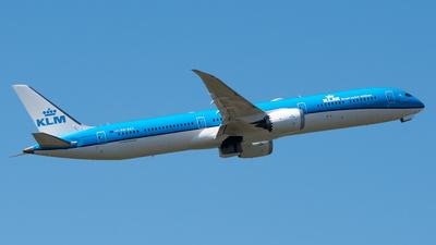 A picture of PHBKC - Boeing 78710 Dreamliner - KLM - © Wilko Doodhagen
