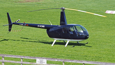 D-HCMB - Robinson R44 Raven - Skyline Helicopters