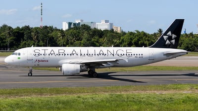 PR-AVR - Airbus A320-214 - Avianca Brasil