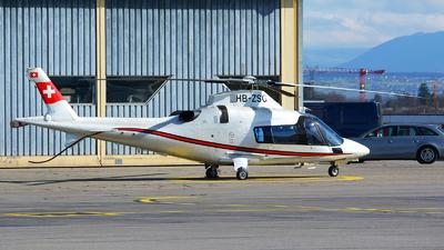 HB-ZSG - Agusta-Westland AW-109E Power Elite - Swift Copters