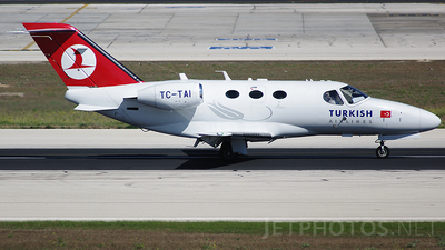 TC-TAI - Cessna 510 Citation Mustang - Turkish Airlines
