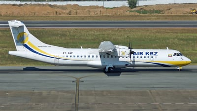 A picture of XYAMF - ATR 72600 - Air KBZ - © 42 dono