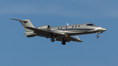 A picture of SERMO - Learjet 45XR -  - © vwmatze