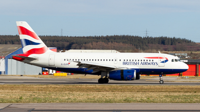 A picture of GEUPE - Airbus A319131 - [1193] - © p_nilly