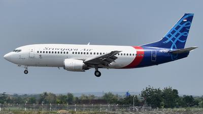 PK-CKF - Boeing 737-3Y0 - Sriwijaya Air