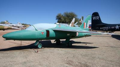 N694XM - Folland Gnat T.1 - United Kingdom - Royal Air Force (RAF)
