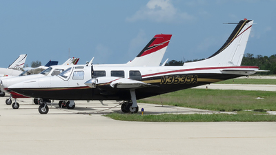 A picture of N3635A - Piper PA60 Aerostar - [61P07748063387] - © Orlando Suarez