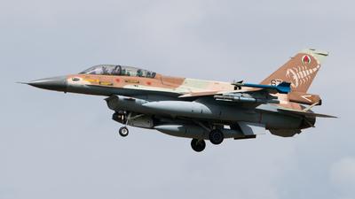 676 - General Dynamics F-16D Barak - Israel - Air Force