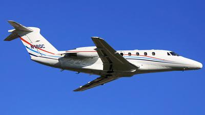 N19QC - Cessna 650 Citation VI - Private