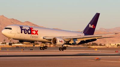 N128FE - Boeing 767-3S2F(ER) - FedEx