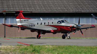 HB-FQG - Pilatus PC-12/47E - Pilatus Aircraft
