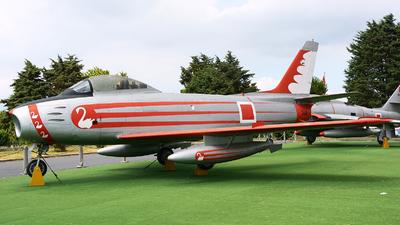 19268 - North American F-86 Sabre - Turkey - Air Force