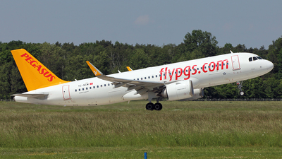 A picture of TCNCM - Airbus A320251N - Pegasus Airlines - © Florian Resech