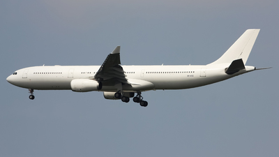 9V-STZ - Airbus A330-343 - Singapore Airlines