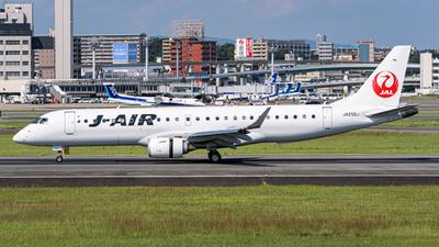 JA250J - Embraer 190-100STD - J-Air