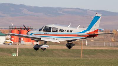 C-GQGF - Piper PA-28-181 Archer II - Excel Flight Training