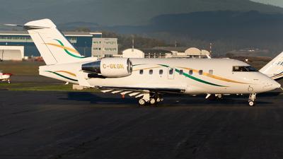 C-GKGN - Bombardier CL-600-2B16 Challenger 604 - VIH Execujet