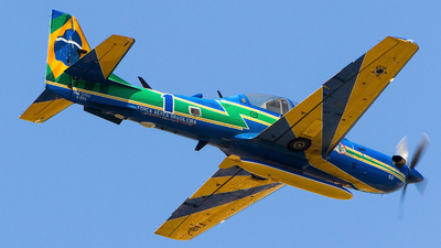 FAB5703 - Embraer A-29A Super Tucano - Brazil - Air Force