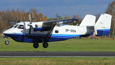 SP-DDA - PZL-Mielec M-28 Skytruck - PZL-Mielec