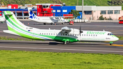 A picture of ECMMM - ATR 72600 - Binter Canarias - © Photography Jc Isla de la Palma