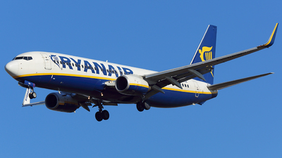 EI-DCW - Boeing 737-8AS - Ryanair