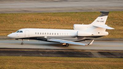 PH-GWS - Dassault Falcon 7X - Exxaero International