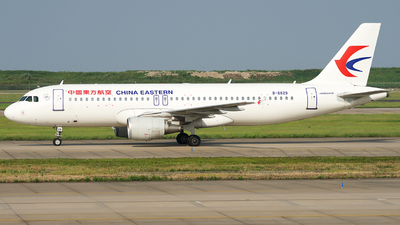 B-6829 - Airbus A320-214 - China Eastern Airlines