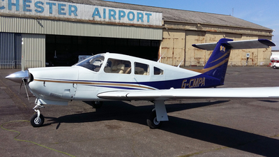 G-CMPA - Piper PA-28RT-201 Arrow IV - Private