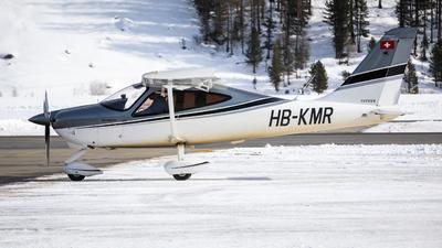 HB-KMR - Tecnam P2008JC - Fliegerschule St.Gallen-Altenrhein